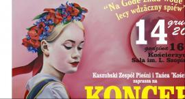 Jublieuszowy koncert Kaszubskiego Zespołu Pieśni i Tańca