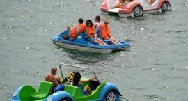 Lubisz sporty wodne? Zgłoś swój udział i ścigaj się na rowerkach wodnych i kajakach!
