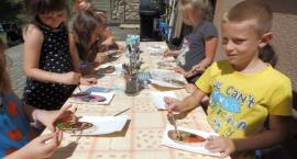 Lato z ekologią, kulturą i sztuką. Warsztaty w Kościerzynie