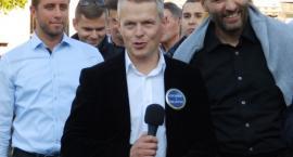 Marcin Modrzejewski wraca do gry. Będzie kandydował na burmistrza