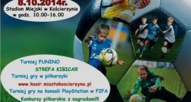 Wojewódzkie święto piłki nożnej w Kościerzynie!