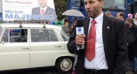 Kolejny kandydat na burmistrza Kościerzyny. Michał Majewski powalczy o fotel włodarza miasta