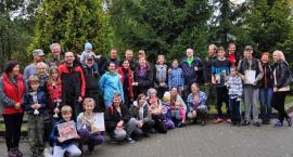 97 osób na starcie Jesiennego Marszu na Orientację