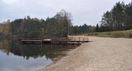 Gmina Lipusz. W Karpnie powstało kąpielisko i pomost