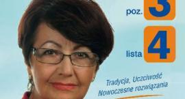 Danuta Rek - Radna Sejmiku Województwa Pomorskiego