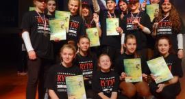 Zespół tańca RYTM wicemistrzem Polski
