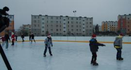 Kościerzyna. Miejskie lodowisko zaprasza od 22 grudnia