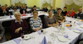 Noworoczne spotkania seniorów w Głodowie i Orlu