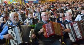 Dzień Jedności Kaszubów z nowym rekordem Polski - zabrzmiało 346 akordeonów