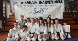 Kościerscy karatecy z 11. medalami Mistrzostw Pomorza