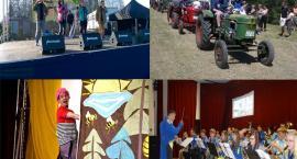 Weekend z muzyką folklorystyczną i ciężkimi pojazdami