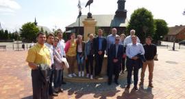 Samorządowcy z Francji odwiedzili gminę Karsin