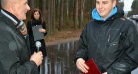 Skorzewo. 18-latek, który uratował życie 32-latkowi, doceniony przez władze gminy