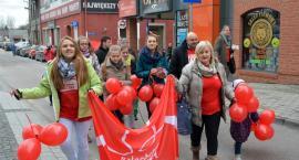 Marsz Szlachetnej Paczki przeszedł ulicami Kościerzyny