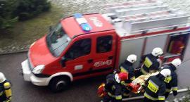 Kościerzyna. Pożar w szpitalu - ewakuowano pacjentów
