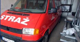 Nowy Barkoczyn. Spór o OSP. Wóz trafił pod młotek. Remiza do rozbiórki