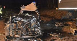 Kościerzyna-Stara Kiszewa. Tragiczny wypadek - nie żyje 19-latka i 23-latek