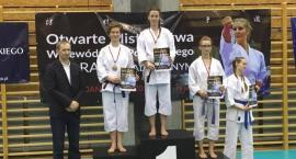 Grad medali dla kościerskich karateków na Mistrzostwach Pomorza