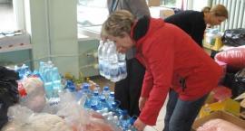 Udana zbiórka darów dla powodzian