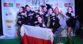 Karsin. Tancerze z grupy Paradise z tytułami Wicemistrza Europy