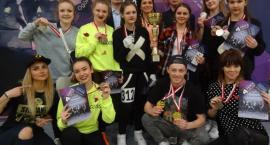 Grad medali dla tancerzy z zespołu RYTM na Pomorskim Festiwalu Form Tanecznych