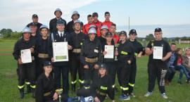 OSP Grabowo najlepsze w gminnych zmaganiach strażaków