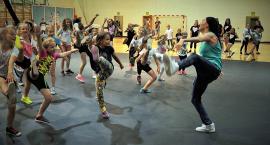 Warsztaty w ramach Festiwalu Tańca