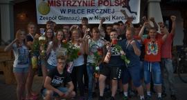 Gimnazjalistki z Nowej Karczmy Mistrzyniami Polski w Piłce Ręcznej!