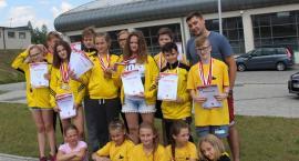 Ogromny sukces młodych pływaków na Mistrzostwach Polski