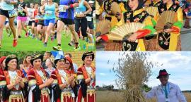 Weekend z Folklorem Świata, Dniami Lipusza i Mistrzostwami w Koszeniu Zboża