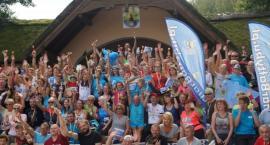 Wiele. Blisko 200 uczestników na starcie Mistrzostw Kaszub w Nordic Walking