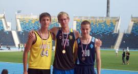 Przemysław Błaszkowski srebrnym medalistą mistrzostw międzywojewódzkich