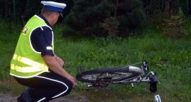 Nowa Karczma. Śmiertelne potrącenie rowerzysty - nie żyje 15-latek