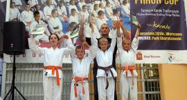 Kościerscy karatecy zdobyli srebro i brąz na ogólnopolskim turnieju w stolicy