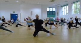 Tancerki z Paradise ćwiczyły pod okiem Stefano Silvino
