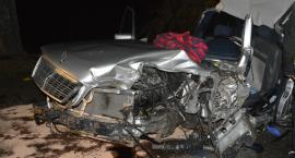 Tragiczny wypadek w Głodowie. Nie żyje 69-letni mężczyzna