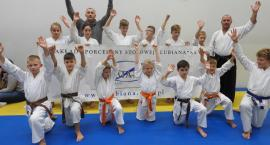Kościerscy karatecy z medalami Pucharu Pomorza