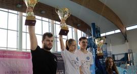 Kościerzyna. Setki pływaków na finale Klubowego Pucharu Polski w Pływaniu w Pletwach