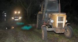 Tragiczny wypadek przy pracach polowych - nie żyje 56-letni mężczyzna