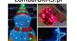 Lombardy RMS Gold - szybka gotówka, oryginalne ozdoby świąteczne, ciekawe pomysły na prezenty