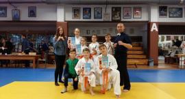 Karatecy z kościerskiego klubu Kyokushin na Pucharze Gdańska