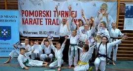 Sukcesy młodych karateków na pomorskim turnieju w karate tradycyjnym