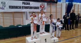 Zofia Wyszecka Mistrzynią Polski Północnej Kyokushin Karate