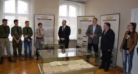 W Muzeum Ziemi Kościerskiej otwarto wystawę poświęconą Franciszkowi Sędzickiemu