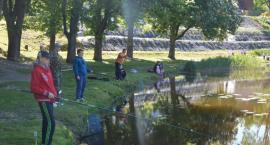Łowili nowe hobby - III Młodzieżowe Zawody Wędkarskie