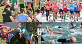 Na sportowo i rodzinnie - weekend pod znakiem biegów, triathlonu i festynów