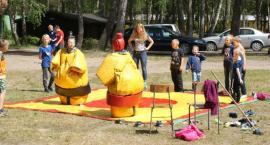 Dzień Dziecka w Powiatowym Centrum Młodzieży w Garczynie