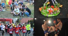 Weekend z sobótkami, sportami walki, reggae i biegami