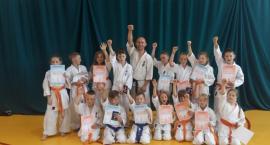 Kościerscy karatecy w Letniej Szkole Karate w Tucholi