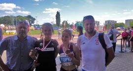 Weronika Lizakowska z dwoma srebrami Mistrzostw Polski i awansem na Mistrzostwa Europy